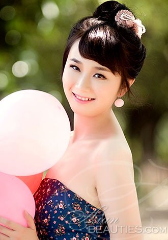 romantic letters for her beautiful companionship asian member mingxian 12370